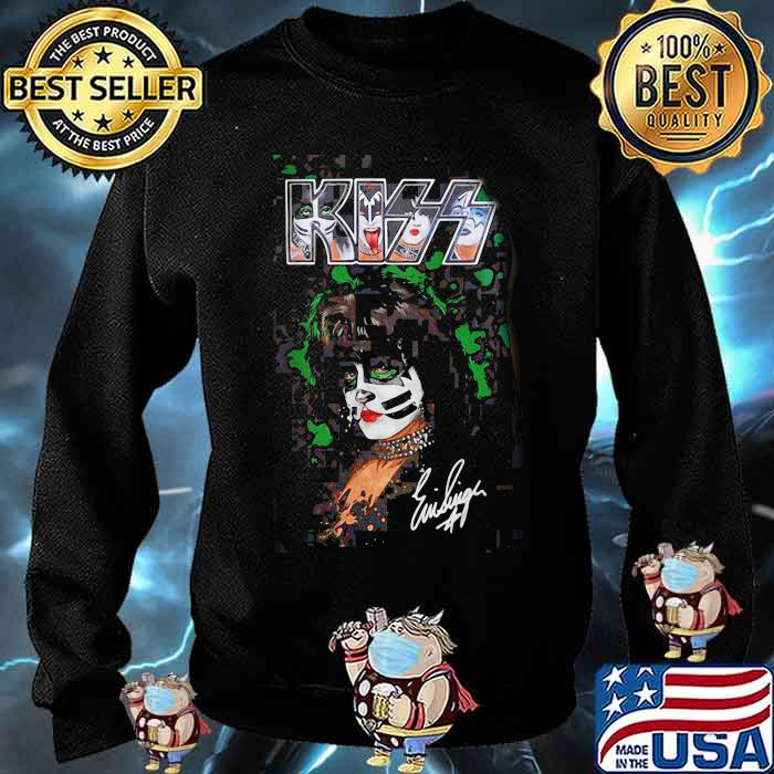 Ace Frehley Kiss Signature Shirt Sweater