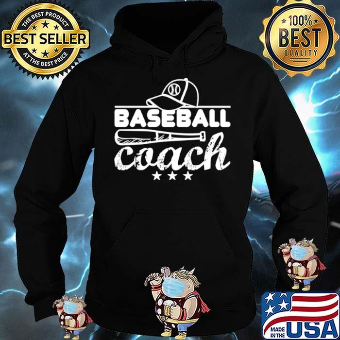 Baseball Coach Baseball Coach Hoodie
