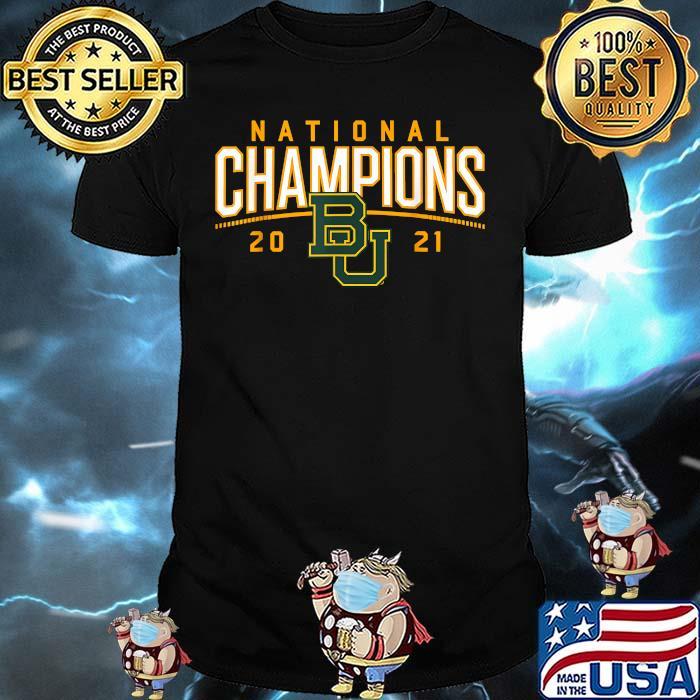 Baylor National Champions 2021 Shirt