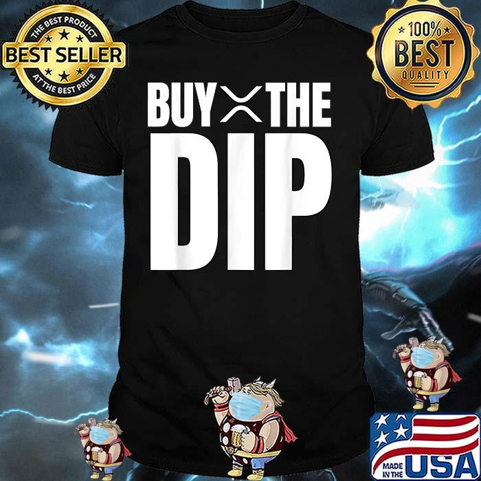 Buy The Dip Crypto Shirt