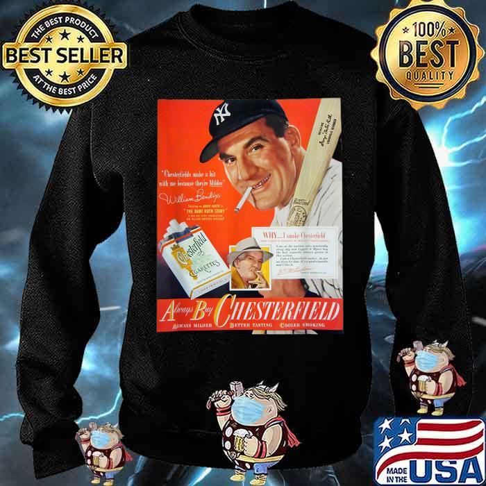 Chesterfield Football Club New York Yankees Shirt Sweater
