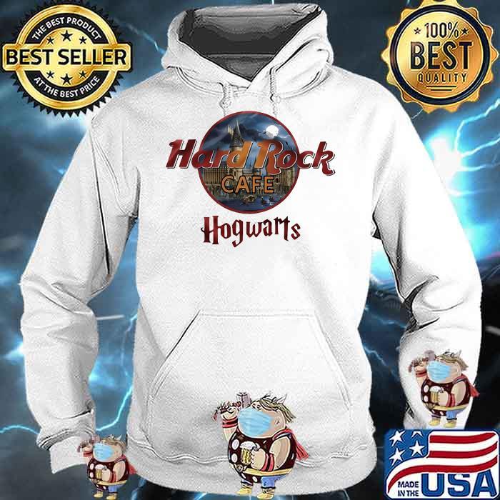 Hard Rock Café Hofwarts Shirt Hoodie