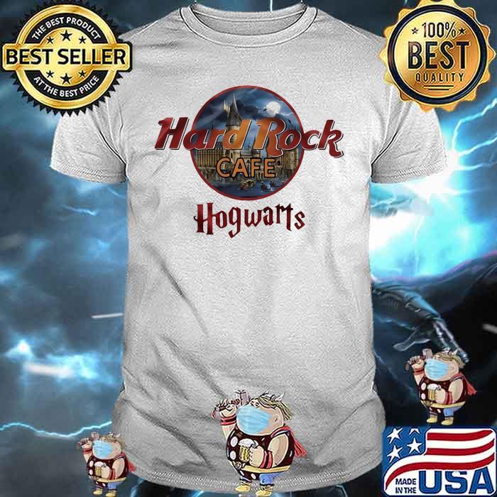 Hard Rock Café Hofwarts Shirt