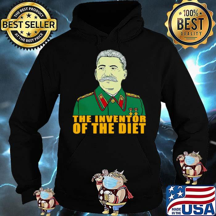 Joseph Stalin The Inventor Of The Diet Hoodie