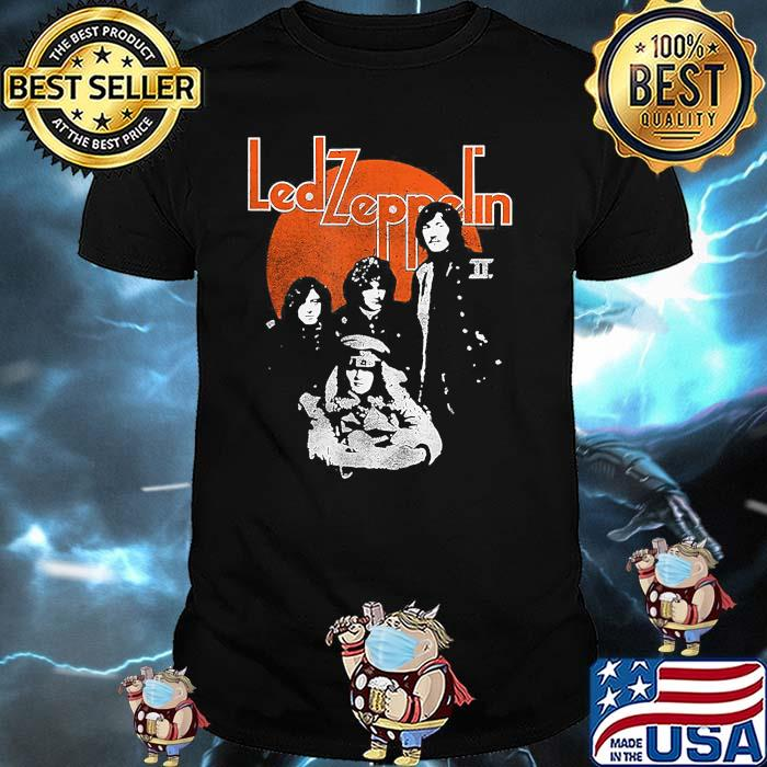 Led Zeppelin Blood Moon Shirt