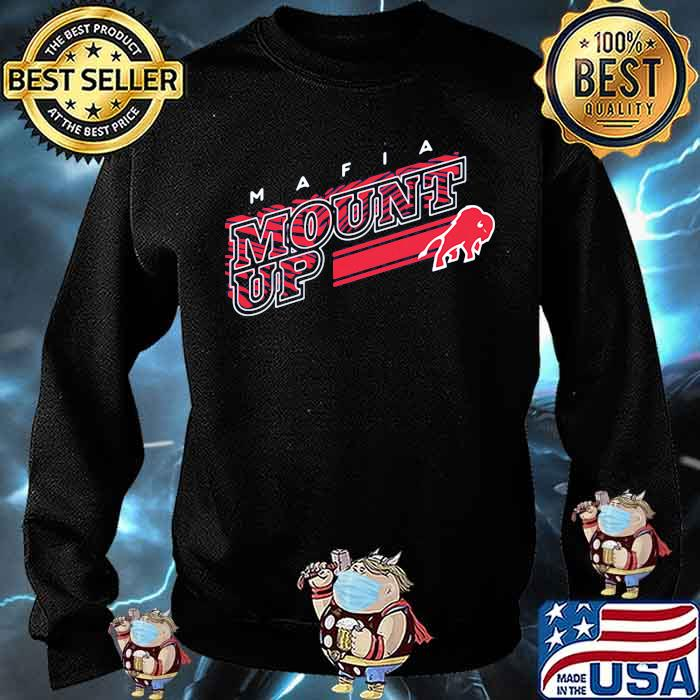 Mafia Mount Up Buffalo Shirt Sweater