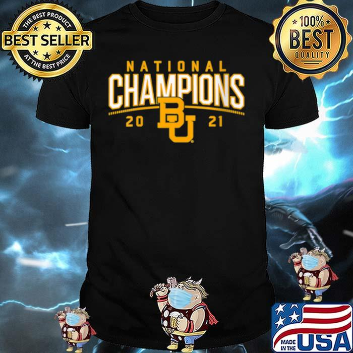 National Championship 2021 shirt