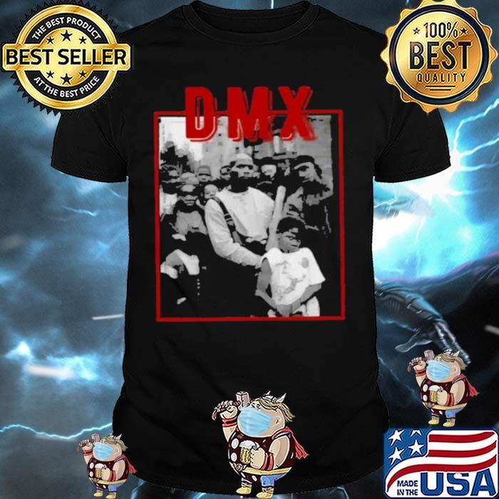 New Rip Dmx Shirt DMX Rapper 2021 Shirt