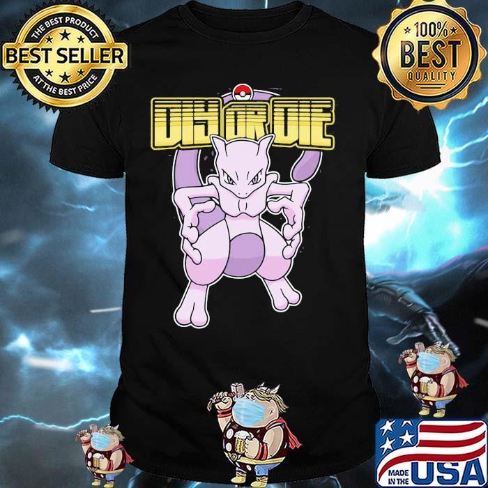 Official Diy Pokemon Shirt