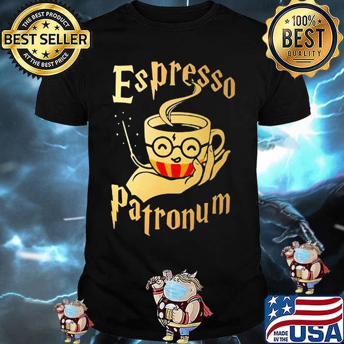 Official Espresso Patronum Cup Shirt