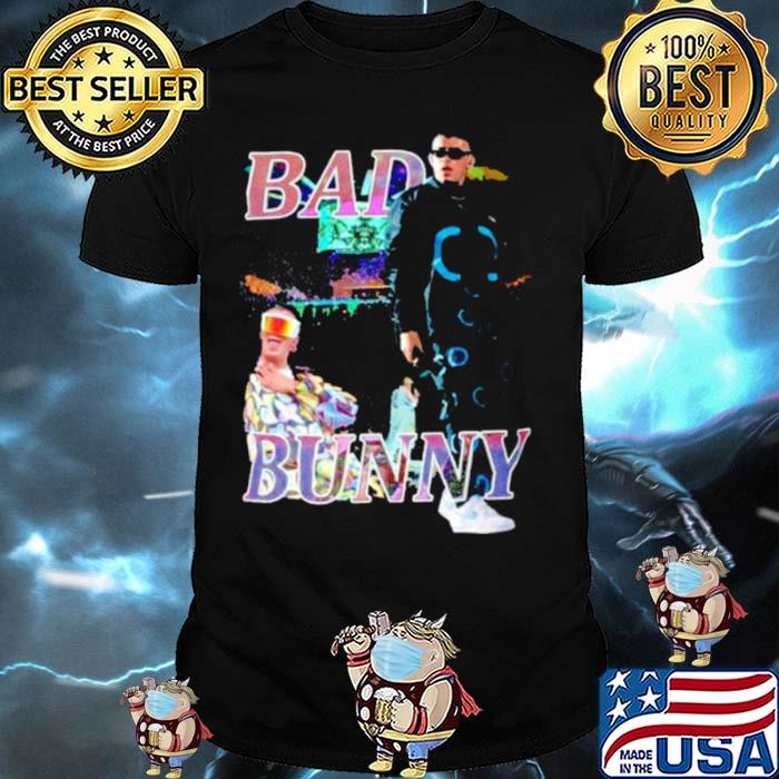 Official Hot Bad Bunny shirt