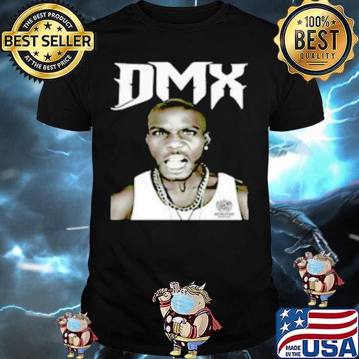 Old Skool Dmx rapper shirt