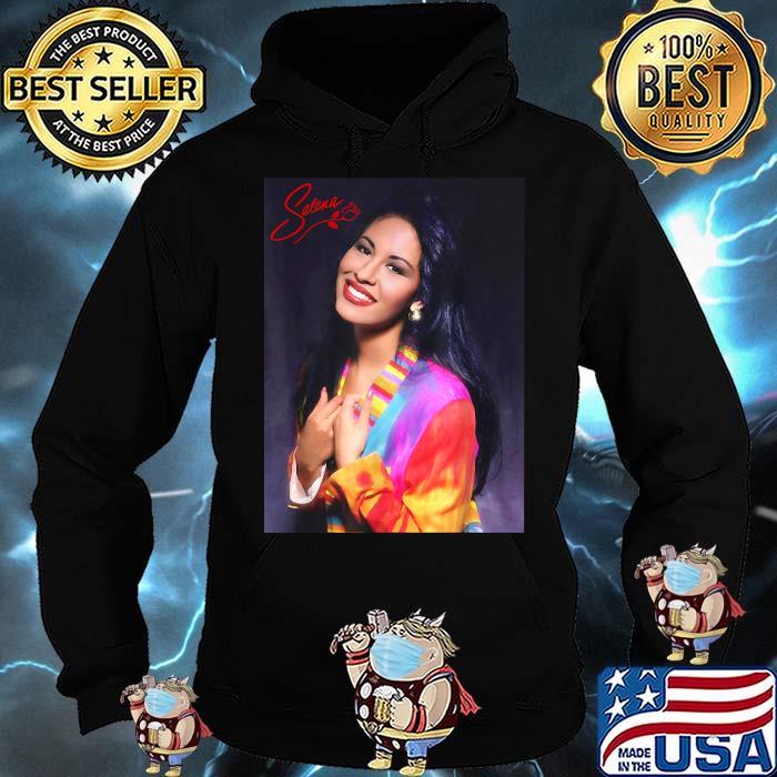 Selenas Quintanilla Love Music Signature Shirt Hoodie