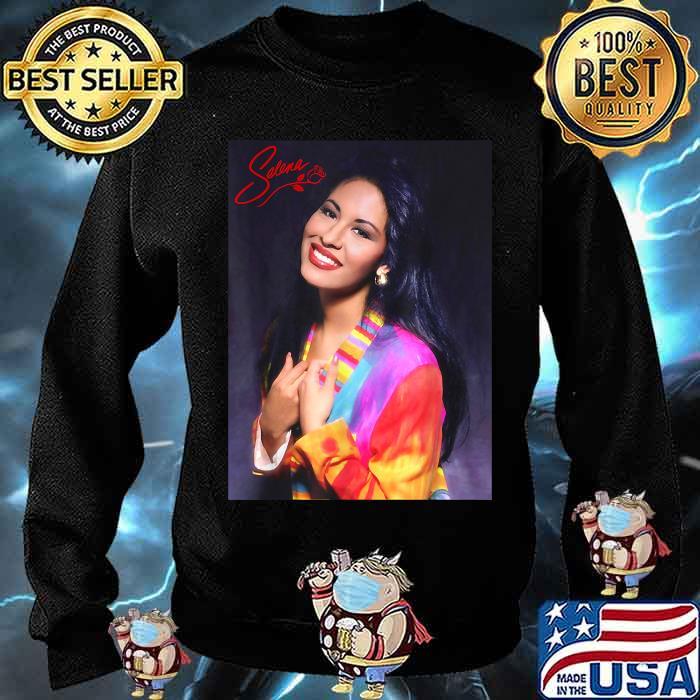 Selenas Quintanilla Love Music Signature Shirt Sweater