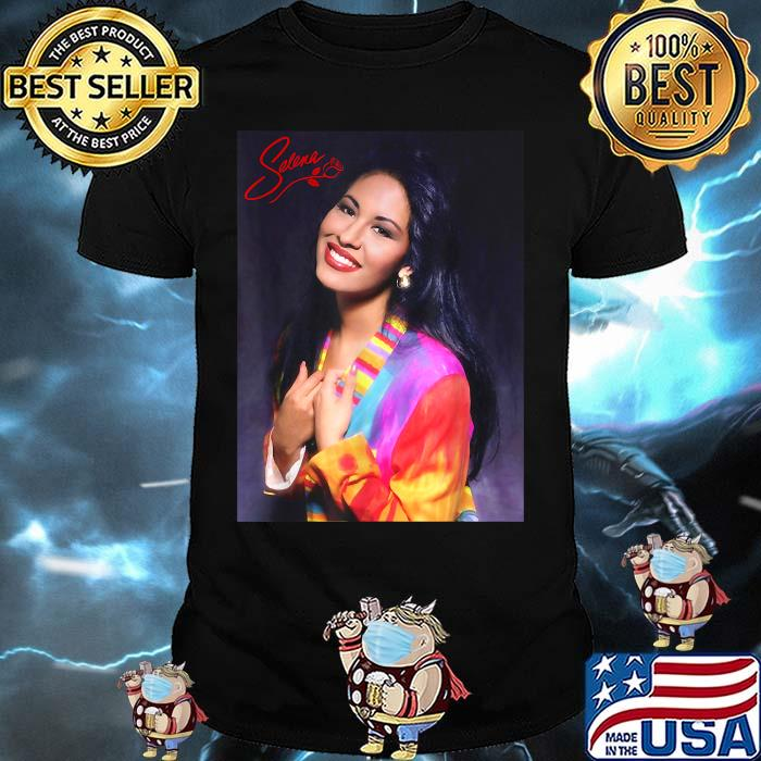 Selenas Quintanilla Love Music Signature Shirt