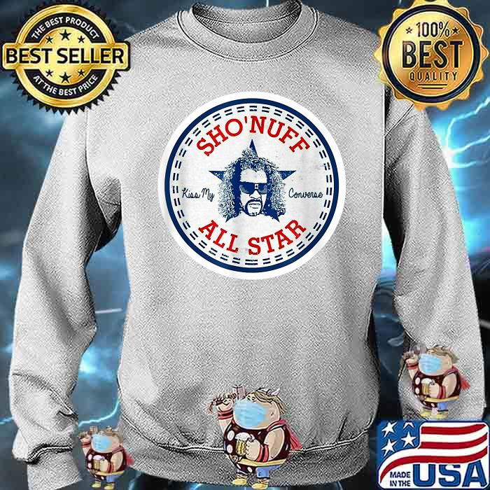 Sho Nuff All Star Logo Shirt Sweater