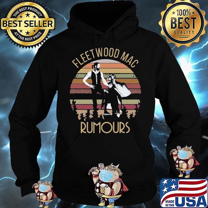 Fleet Wood Maac Rumours Vintage Shirt Hoodie